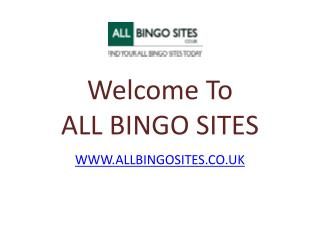 TOP BINGO SITE UK SEPTEMBER 2016