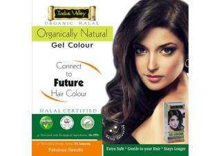 Buy Organic Gel Hair Colour | Ayurvedic Hair Dye Online - Indus Valley
