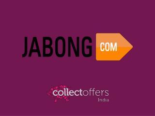 Jabong voucher codes 2016 | collectoffers.com