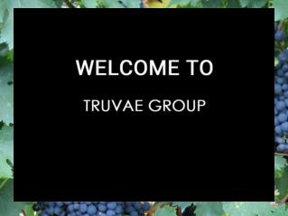 Truvae Group Home Decor Tips