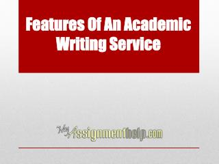 Where to get best academic content writing service online ?
