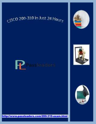 Passleader 200-310 Practice Questions