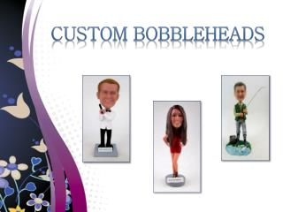 Make Your Custom Bobbleheads From Allminime.com