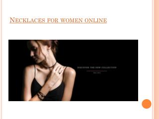 Buy online bracelets for women