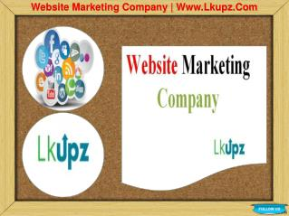 USA Top Website Marketing Company