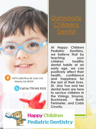 Marietta Childrens Dentist