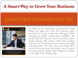 SEO Company In NYC