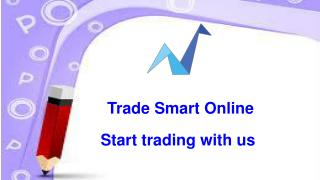 Come Enjoy The Most Liberating Trading Experience