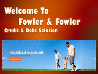 Credit Report Repair Experts