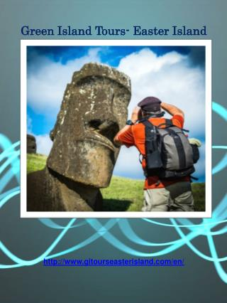 Easter Island Travel Packages | Green Island Tours-Easter Island