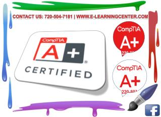 A  Certification Courses & Exam