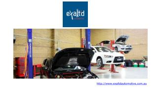 Exalt'd Automotive Pty Ltd