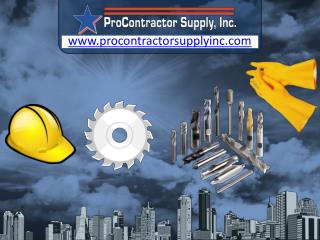 Construction Equipments - Construction Supplies