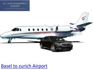 Basel to zurich Airport