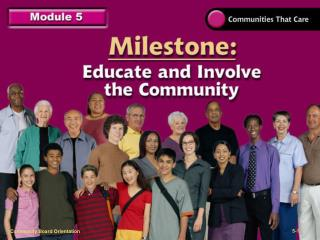 Community Board Orientation