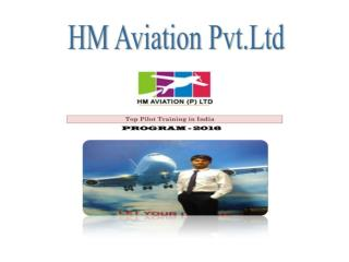 Become an Airline Pilot with HM Aviation
