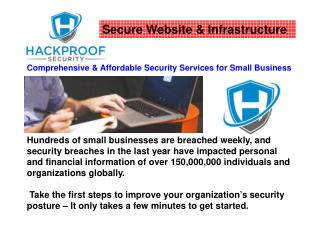 Protect Your Business - Hackproof