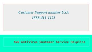 AVG Antivirus Customer Service Helpline