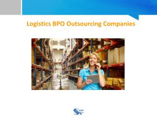 Logistics BPO Outsourcing Companies