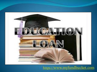 Apply Education Loan Online