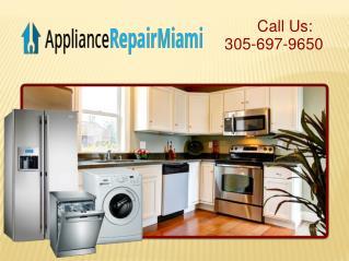 Short Clip on ApplianceRepairMiami.us