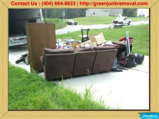 Commercial Junk Removal Service