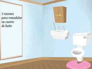 5 razones para remodelar su cuarto de baño