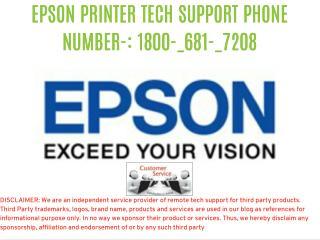 Live tech @ EPSON 1800-.681-.7208* EPSON Printer technical Assitance TeLEPHone number