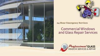 Change your Broken Window Glass in Emergency