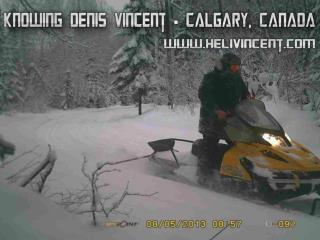Knowing Denis Vincent - Calgary, Canada