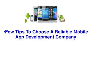 Are You Looking To Hire A  Mobile App Developer?