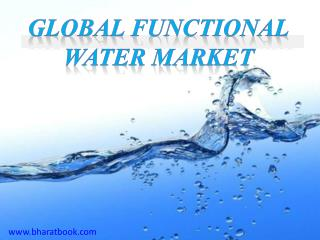 Global Functional Water Market