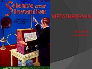 Metatheremin