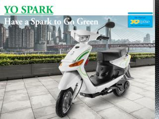 YO SPARK – An eBike for a green transportation