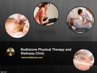 Bodhizone Physical Therapy and Wellness Clinic