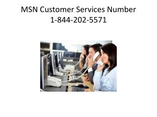MSN Customer Care Phone Number For Instant help