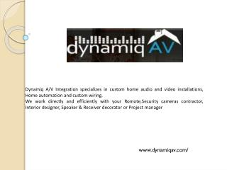 Dynamiqav 4K HD TV Dealer At Houston