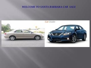 Santa Barbara Car for sale
