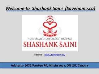 Shashank Saini
