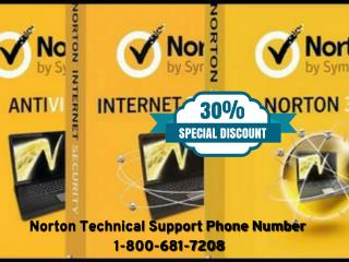 Symantec I-8OO.681.72O8 Norton Antivirus Error Helpline Phone Number