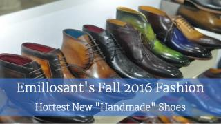 Emillosanto's Fall 2016 Fashion - Hottest New