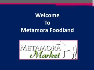 Professional Bakery For Health & Beauty Products In Metamora