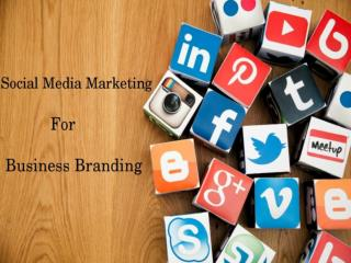 Social Media Marketing for Busines Branding