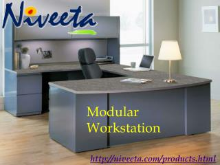 Modular Workstation