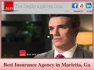 Best Insurance Agency in Marietta, Ga