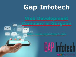 Create Brand Awareness Get on TOP and stay on TOP with Gap Infotech
