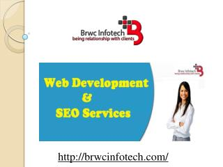 Best Digital Marketing Company India - BRWC InfoTech