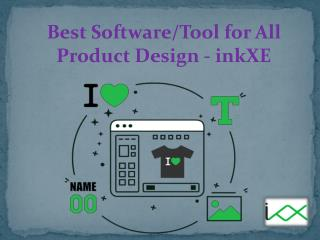 Best Software/Tool for All Product Design - inkXE