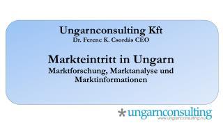 Ungarnconsulting_Markteintritt in Ungarn