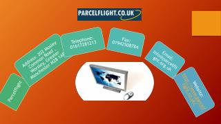 Send Your Parcels to USA at Affordable Prices and With Assured On-Time Delivery